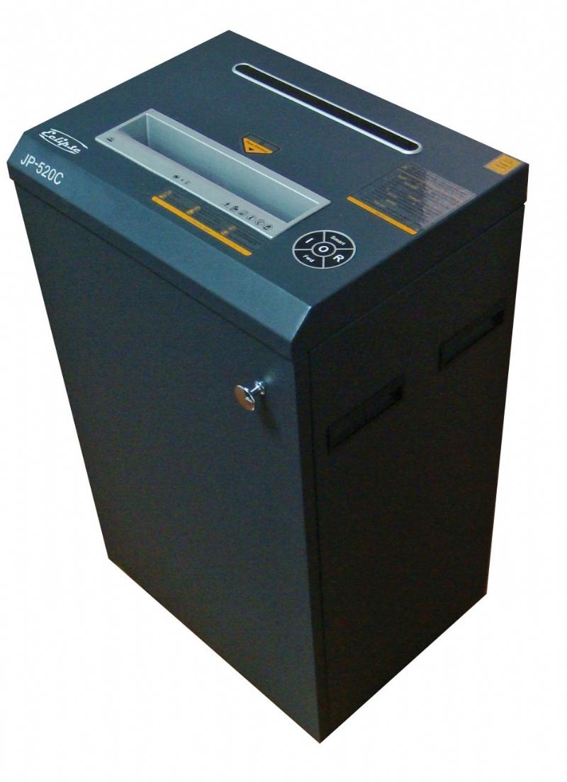 520C מגרסת פתיתים משרדית מסיבית